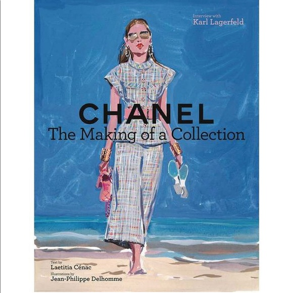 CHANEL Other - The Making of Channel Book